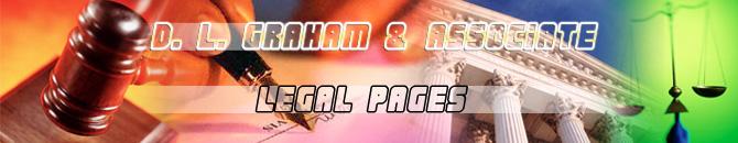 D. L. Graham & Associate Legal Pages